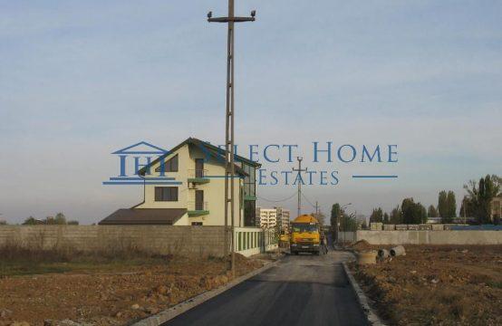 Teren intravilan, ideal constructie casa sau bloc rezidential
